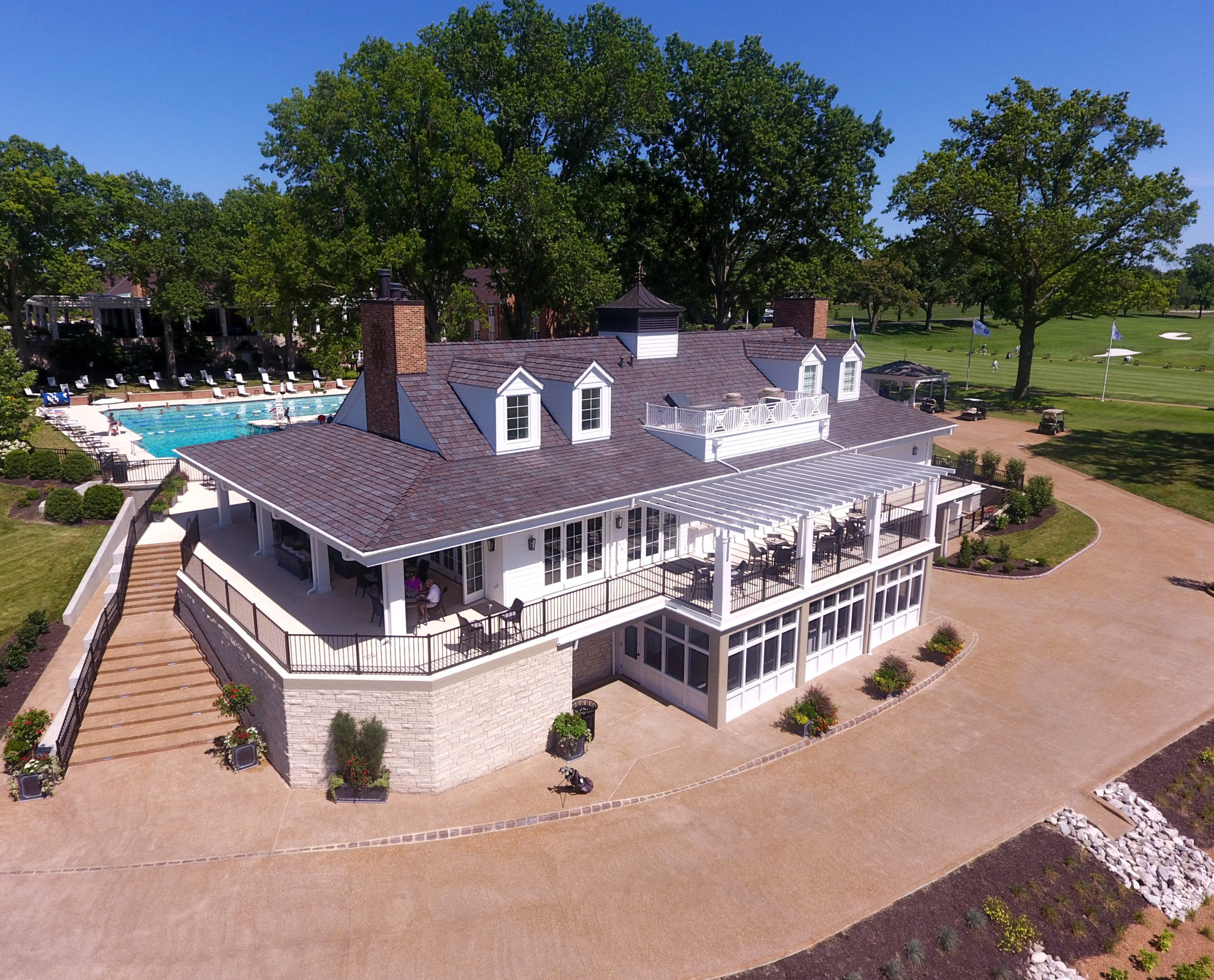 Bellerive Cc Completes 19m Restoration And Improvement Plan Club Resort Business