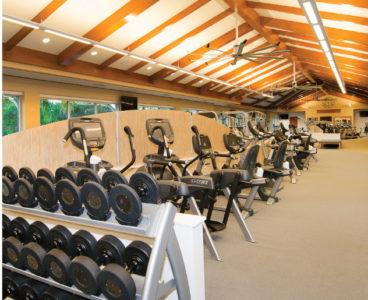 Ocean Reef Club fitness center